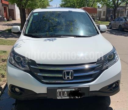 Honda CR-V EX 4x4 Aut usado (2012) color Blanco precio $1.700.000