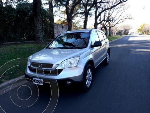 Honda CR-V LX 4x2 Aut usado (2009) color Gris precio $1.700.000