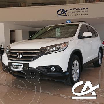 Honda CR-V LX 2.4L 4x2 (185CV)  usado (2013) color Blanco precio $2.590.000