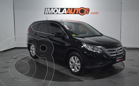 Honda CR-V LX 4x2 usado (2015) color Negro precio $2.600.000