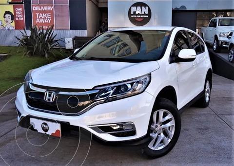 Honda CR-V 2.4 LX AT 4x2 (185cv) (L12) usado (2016) color Blanco precio $3.790.000