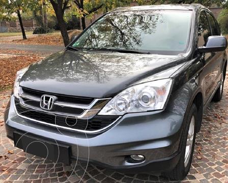 Honda CR-V EXL 4x4 Aut (170CV) usado (2011) color Gris precio $1.850.000