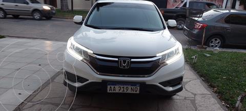 Honda CR-V LX 4x2 usado (2017) color Blanco Tafetta precio $3.800.000
