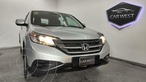 Honda CR-V LX 4x2 (185CV) usado (2013) color Plata Alabastro precio $2.635.000