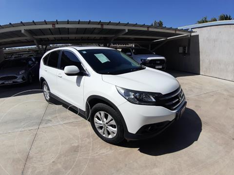 Honda CR-V LX 2.4L 4x2 (185CV)  usado (2012) color Blanco precio $2.420.000