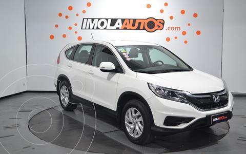 Honda CR-V LX 4x2 usado (2016) color Blanco precio $3.950.000
