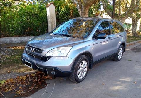 Honda CR-V LX 4x4 (170CV)  Aut usado (2008) color Celeste precio $1.450.000