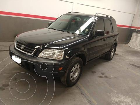 Honda CR-V EX 4x4 usado (1998) color Negro precio $779.000
