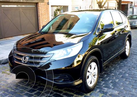 Honda CR-V LX 4x2 usado (2014) color Negro precio $3.250.000