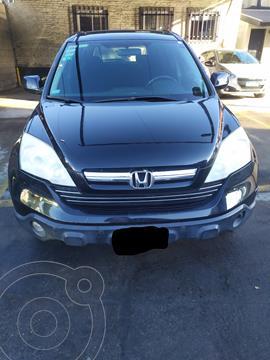 Honda CR-V EX 4x4 Aut usado (2008) color Negro precio $1.300.000
