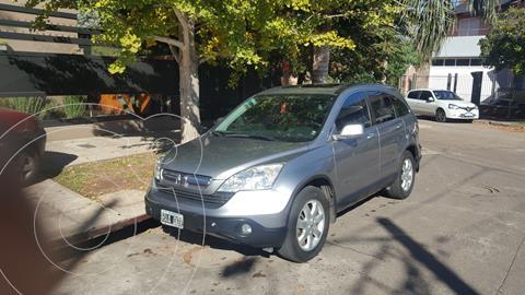 Honda CR-V EXL 4x4 Aut usado (2009) color Gris precio $1.600.000