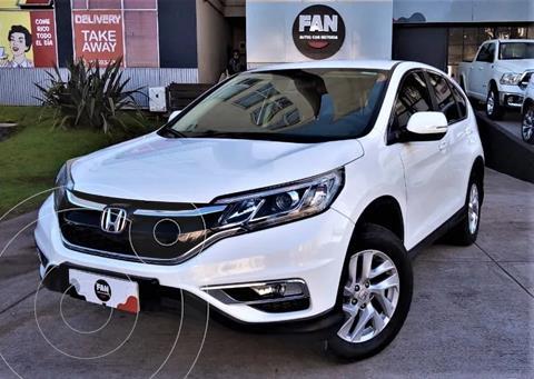 Honda CR-V 2.4 Lx 2wd 185cv At usado (2016) color Blanco precio $3.960.000