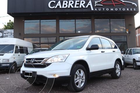 Honda CR-V CRV LX 4X2 AUT  usado (2011) color Blanco precio $1.400.000
