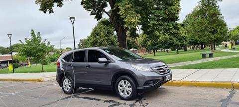 Honda CR-V LX 4x2 usado (2012) color Gris precio $2.400.000