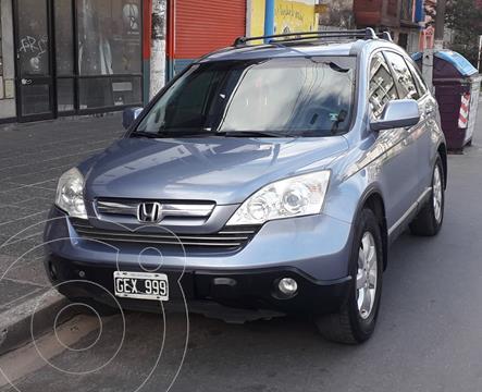Honda CR-V EX 4x4 usado (2007) color Celeste precio $1.110.000