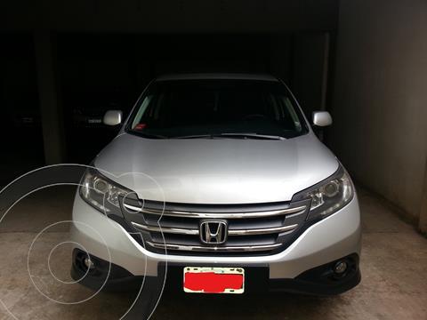 Honda CR-V EX 4x4 (185CV) usado (2012) color Plata precio $2.100.000