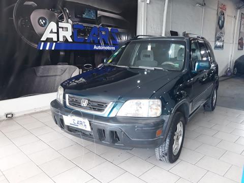 Honda CR-V EX 4x2 usado (1998) color Azul financiado en cuotas(anticipo $500.000)