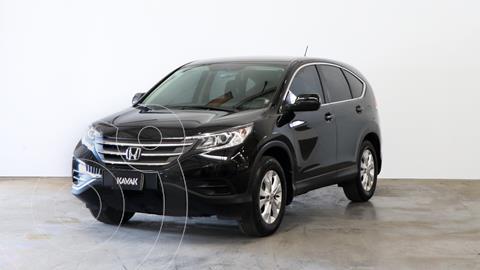 Honda CR-V LX 4x2 Aut usado (2012) color Negro precio $2.340.000