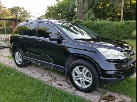 Honda CR-V LX 4x2 Aut usado (2011) color Negro precio $1.480.000