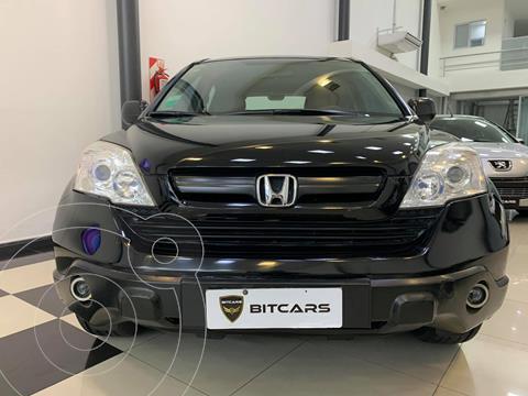 Honda CR-V LX 4x2 Aut usado (2008) color Negro precio $1.260.000