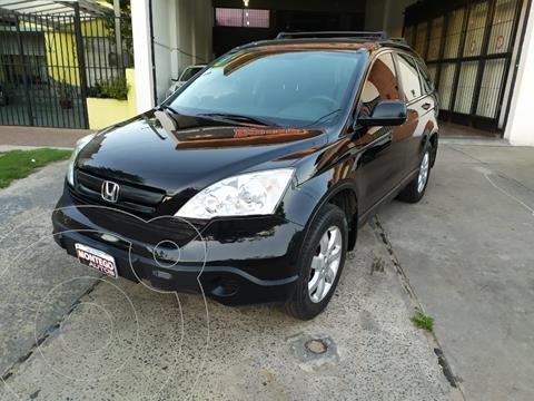 Honda CR-V LX 4x2 Aut usado (2009) color Negro precio $1.350.000