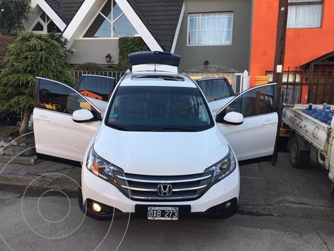 Honda CR-V EX L 4x4 Aut usado (2015) color Blanco precio $2.800.000