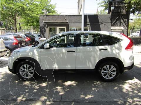 Honda CR-V LX 2WD   usado (2013) color Blanco precio $12.000.000