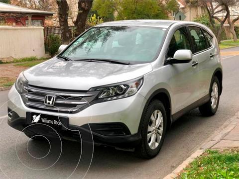 Honda CR-V EXL 4WD  usado (2015) color Gris precio $14.690.000