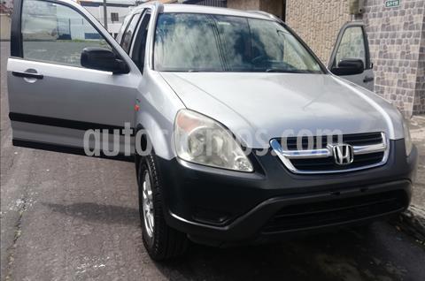 Honda CR-V 2.4L LX AT usado (2002) color Plata precio u$s10.000
