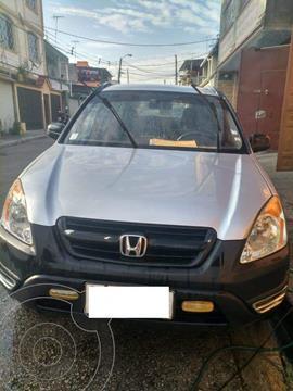 Honda CR-V 2.4L LX AT usado (2003) color Azul Metalico precio u$s9.500