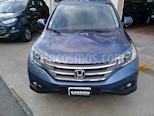 Foto venta Auto usado Honda CR-V EX 4x4 Aut (2013) color Azul Extremo