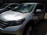 Foto venta Auto usado Honda CR-V EX (2014) color Plata precio $269,000
