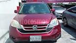Foto venta Auto usado Honda CR-V EX (2010) color Rojo Granada precio $160,000