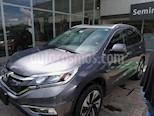 Foto venta Auto usado Honda CR-V EXL NAVI (2016) color Cafe precio $310,000