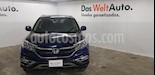 Foto venta Auto usado Honda CR-V EXL NAVI (2016) color Azul precio $365,000
