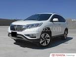 Foto venta Auto usado Honda CR-V EXL Navi (2016) color Blanco Marfil precio $338,000