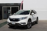 Foto venta Auto usado Honda CR-V EXL NAVI color Blanco precio $350,000