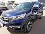 Foto venta Auto usado Honda CR-V EXL NAVI color Azul precio $349,000