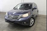 Foto venta Auto usado Honda CR-V EXL (2012) color Azul precio $205,000