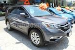 Foto venta Auto usado Honda CR-V i-Style (2016) color Gris precio $299,000