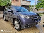 Foto venta Auto usado Honda CR-V LX 4x2 Aut (2012) color Celeste precio $648.000