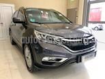 Foto venta Auto usado Honda CR-V LX 4x2 (2016) color Gris precio $1.140.000