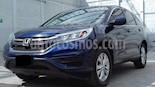 Foto venta Auto usado Honda CR-V LX (2015) color Azul Oscuro precio $256,000