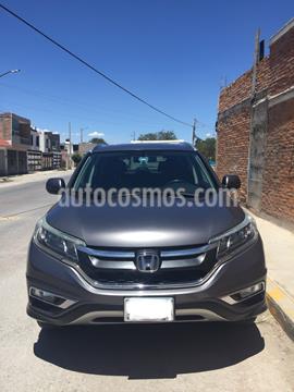 Honda CR-V EXL Navi 4WD usado (2015) color Acero precio $275,000