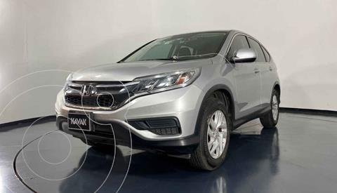 Honda CR-V LX usado (2016) color Plata precio $282,999