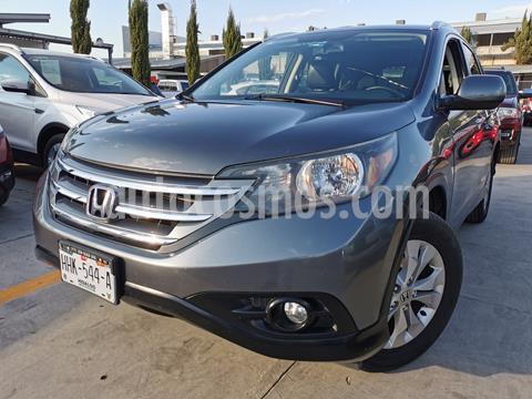 Honda CR-V EXL usado (2014) color Antracita precio $250,000
