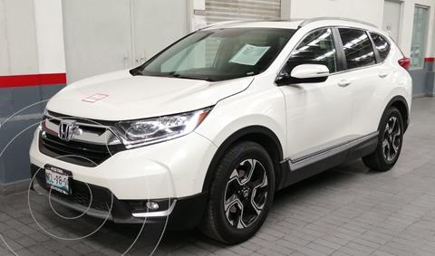 Honda CR-V Touring usado (2017) color Blanco precio $415,000