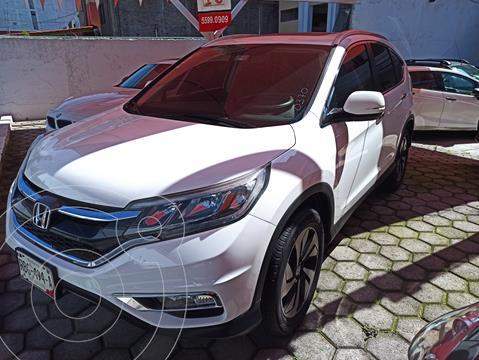 Honda CR-V EXL Navi 4WD usado (2016) color Blanco Marfil precio $347,000