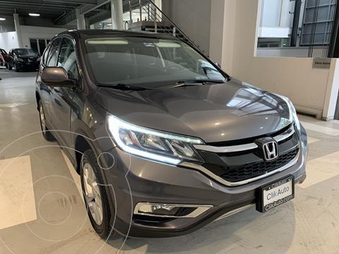 Honda CR-V EXL 2.4L (156Hp) usado (2016) color Gris Oscuro precio $325,000