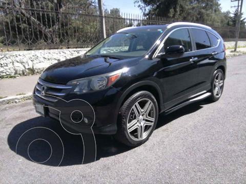 Honda CR-V EXL NAVI usado (2012) color Negro precio $250,000